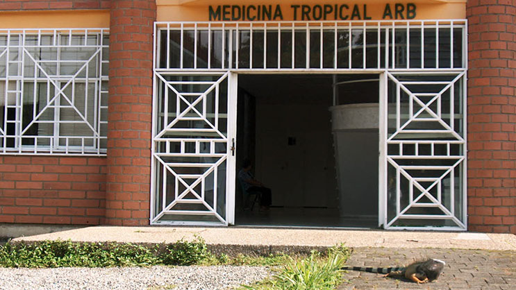 Foto fachada Instituto Colombiano de Medicina Tropical - ICMT