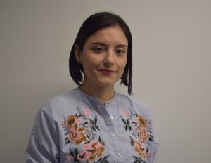 Foto Luz Ángela Rojas, estudiante Doctorado Ciencias de la Salud