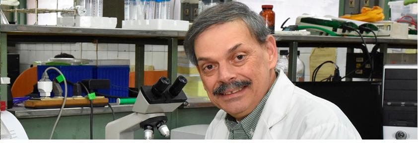 Foto del Dr. Juan Diego Maya nuevo director del Instituto de Ciencias Biomédicas de Chile