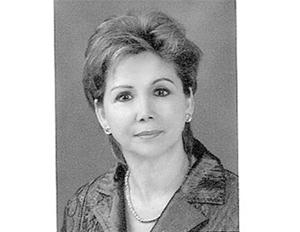 Foto Doctora Amparo Rueda, docente del programa Auditoría en Salud, Medellín