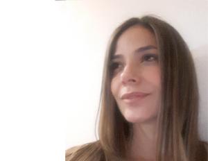 Foto Isabel Vélez Acosta, Egresada del programa de Auditoría en Salud, Medellín