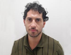 Foto Jorge Mario Mejía, Estudiante del programa de Ausitoría en salud, Medellín