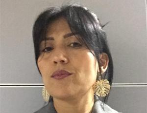 Foto Marcela Álvarez, egresada de la especialización en salud mental del niño y adolescente