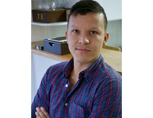 Foto Juan Fernando Muñoz, estudiante de la Maestría en Calidad en Salud