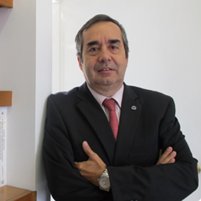 Photo of Dr. Julián Emilio Vélez, Dean of the Faculty of Dentistry, reelected as president of the Colombian Association of Faculties of Dentistry - ACFO.