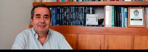 Foto del Doctor Julián Emilio Vélez, Decano de la facultad de Odontología, reelegido como presidente de la Asociación Colombiana de Facultades de Odontología - ACFO.