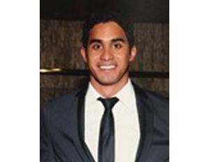 Foto Luis Eduardo Oliveros, estudiante de la Maestría en Administración en Salud