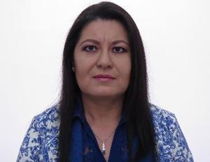 Foto Sandra Cadavid, docente de la Especialización en promoción y comunicación para la salud