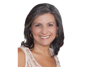 Foto Ana María Cerón, docente de Odontopediatría