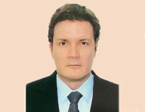 Foto de Carlos Vélez, estudiante de la Maestría en Bioética
