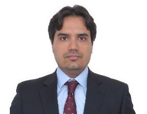 Foto Diego Fernando Rojas, docente de la Maestría en Economía de la salud