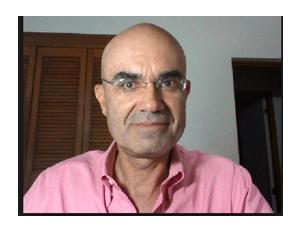 Photo Luis Fernando Giraldo, teacher of the master's degree in Drug Addiction