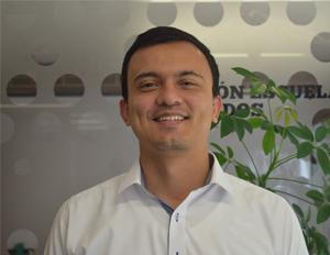 Foto Óscar Quirós, docente de la Maestría en Epidemiología