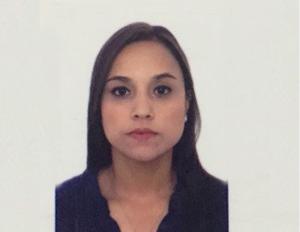 Foto Paola Sánchez, egresada de la especialización en Epidemiología
