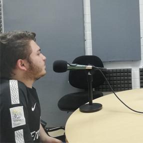 Foto de Mateo Castañeda Cardona en CES Radio