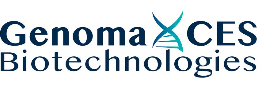 Logo de GenomaCES