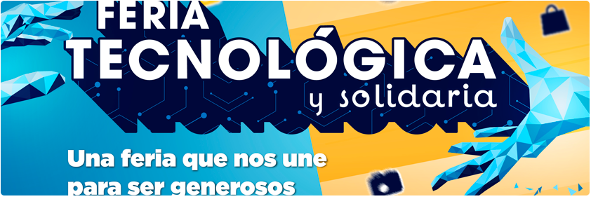 Advertising piece of the CES University Technology and Solidarity Fair