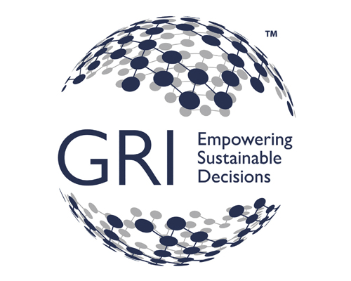Logo GRI - Empowering Sustainable Decisions