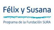 Logo Félix y Susana - Programa de la fundación SURA