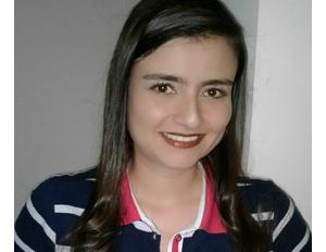 Fotografía de Lina Ximena López, estudiante de la especialización en salud mental del niño y adolescente