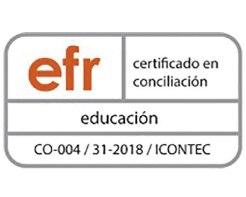 Logo EFR - Empresa Familiarmente Responsable