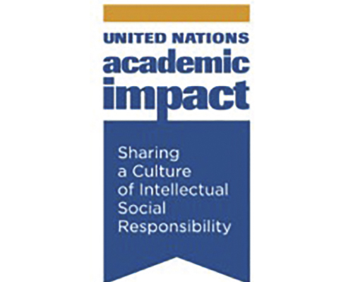 logo united nations academic impact