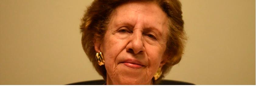 Photograph of Dr. Yolanda Torres de Galvis