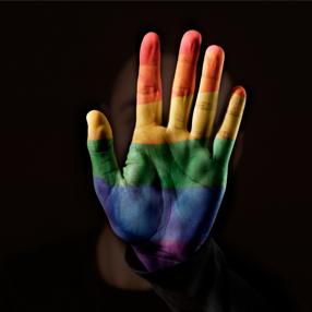 Imagen conmemorativa de la Comunidad LGBTI