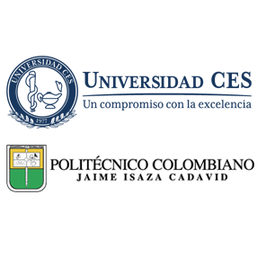 Logos of the two higher education institutions