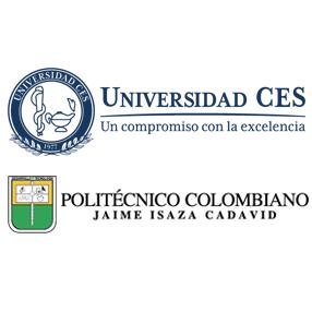 Logos de las dos instituciones de educación superior