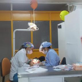 fotografía en la atención de un paciente