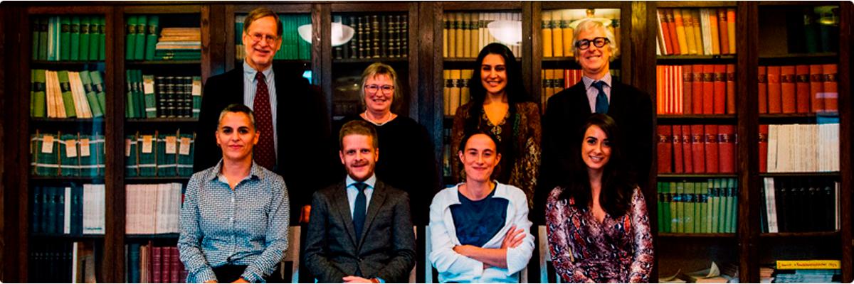 Docentes participantes del taller mundial de medicina oral