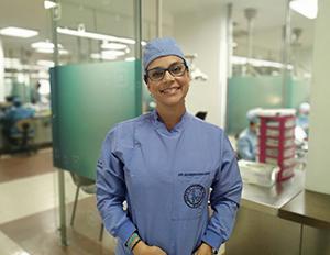 Alejandra Correa Uribe - Docente