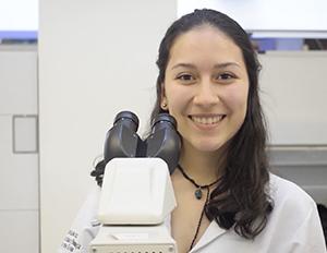 Picture of Maria Jose Otalvaro Alvarez, Ecology student