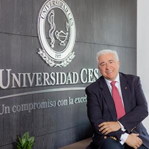 rector Universidad CES