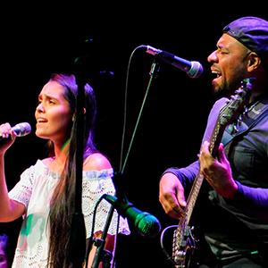 Fotografía del grupo Música latina de la Universidad CES