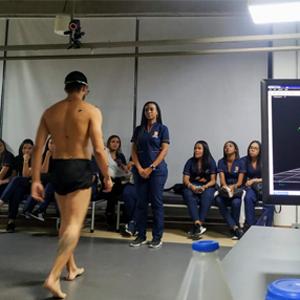 Fisioterapeutas de Cartagena en la U.CES