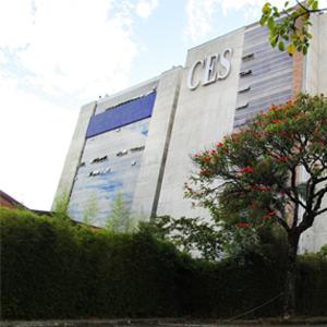 Fachada Universidad CES