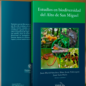 Biodiversity research book cover