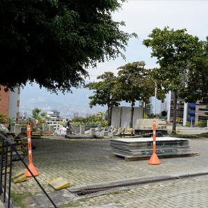 Construcción edificio D-docencia