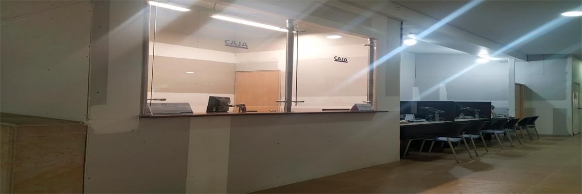 Foto-Remodelación en la infraestructura de la IPS CES Sabaneta