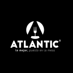 Logo atlantic - restaurante