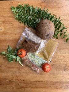 Fotografía de menú Cartagena empacado al vacío