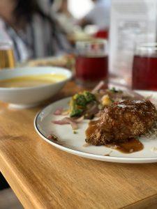 Fotografía de plato menú Tailandia del restaurante N Cocina y Nutrición