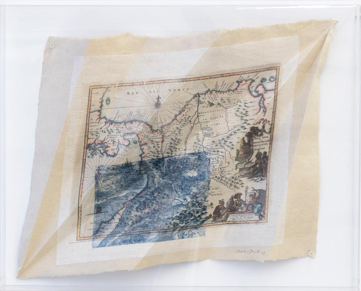 Mapas (des) plegados