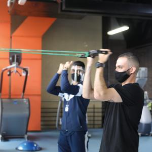 Fotografía: Consejos del Gimnasio CES para el regreso de la actividad física en sus instalaciones