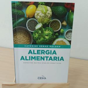 Fotografía: Alergia Alimentaria, el nuevo libro de la Editorial CES