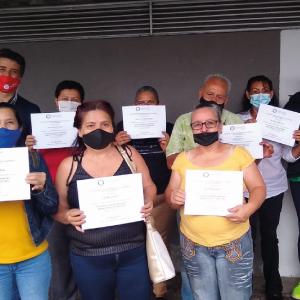 Fotografía: vendedores ambulantes de Medellín