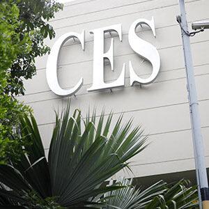 CES university facade