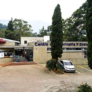 photograph of the facade of the cvz